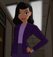 Lois Lane Justice League Action 0001