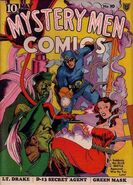 Mystery Men Comics Vol 1 10