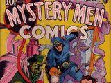 Mystery Men Comics Vol 1 10