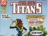 New Titans Vol 1 87