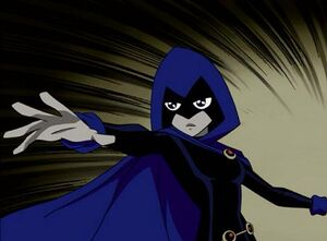 Raven Earth-Teen Titans 004