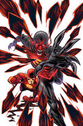 The Flash Vol 4 23.2 Reverse-Flash Textless