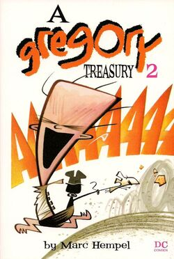 Cover for the A Gregory Treasury Vol. 2 Trade Paperback