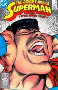 Adventures of Superman Vol 1 438
