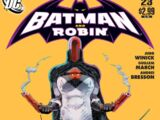 Batman and Robin Vol 1 23