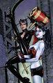 Catwoman Vol 4 39 Textless Harley Quinn Variant
