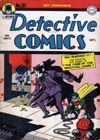 Detective Comics 91