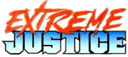 Extreme Justice (1995) logo