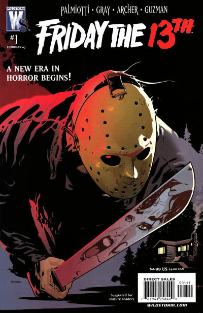 Friday The 13th Vol 1 1 Dc Database Fandom Powered By