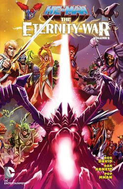 Cover for the He-Man: The Eternity War Vol. 2 Trade Paperback