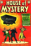 House of Mystery v.1 9