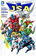JSA Omnibus Vol. 1 HC