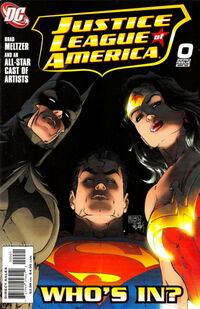 Justice League of America v.2 0