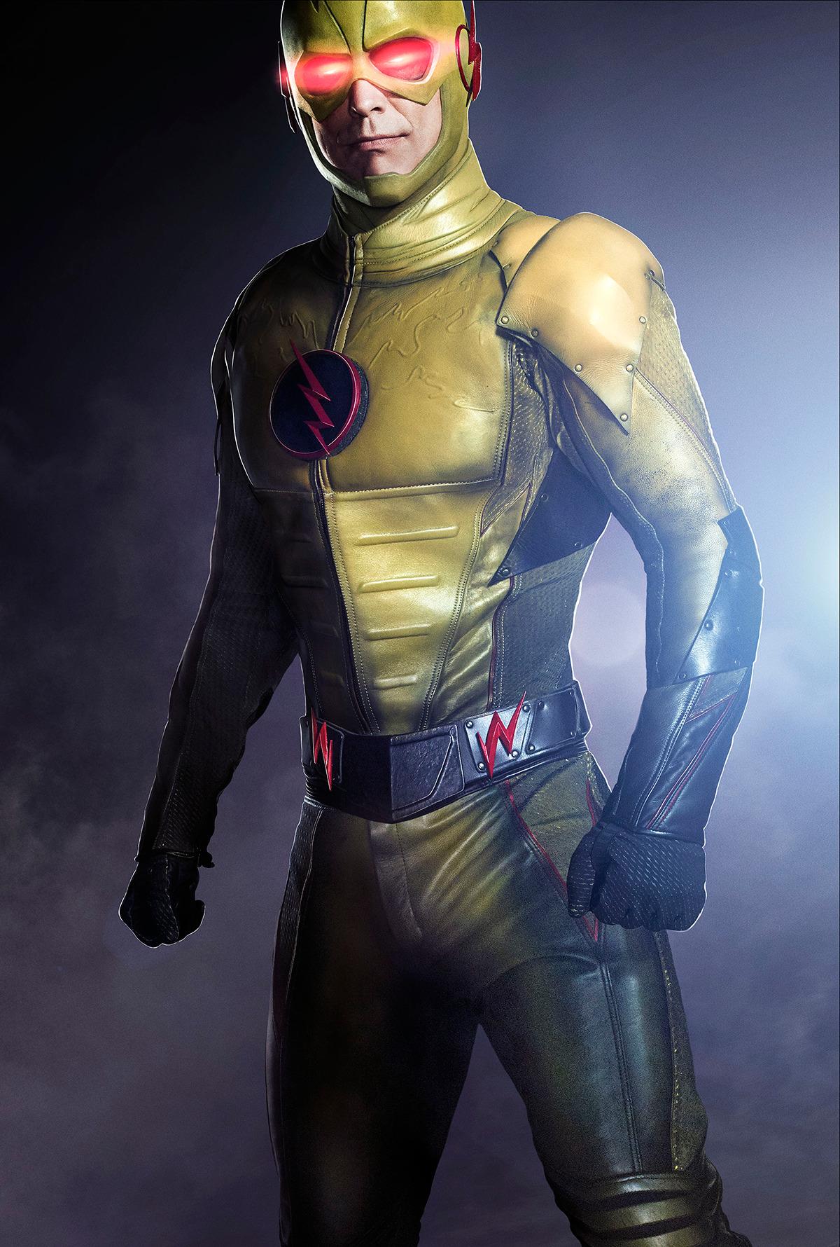 Eobard Thawne Arrow