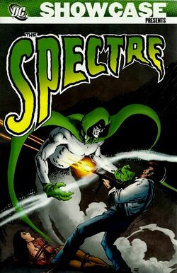 Cover for the Showcase Presents: The Spectre Vol. 1 Trade Paperback