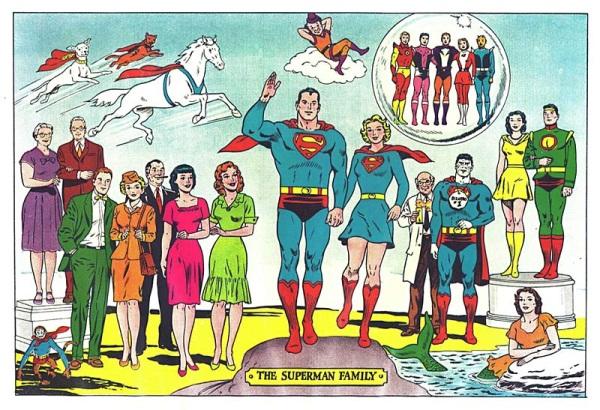 Superman Family Dc Database Fandom Powered By Wikia