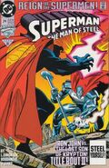 Superman Man of Steel Vol 1 24