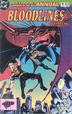 Batman - Shadow of the Bat Annual 1