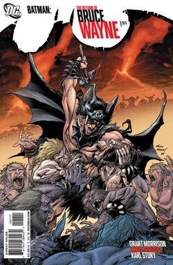 Batman The Return of Bruce Wayne Vol 1 1