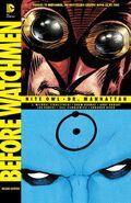 Before Watchmen Nite Owl Doctor Manhattan
