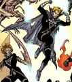 Black Lantern Element Lad
