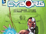 Cyborg: Unplugged (Collected)