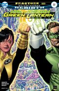 Hal Jordan and the Green Lantern Corps Vol 1 22