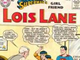 Superman's Girl Friend, Lois Lane Vol 1 42