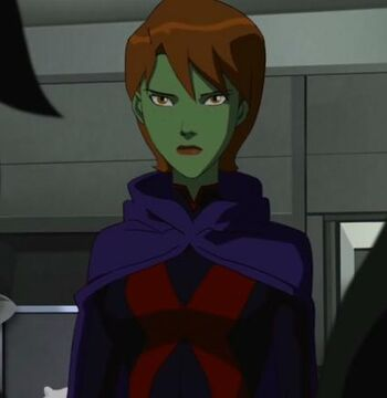Miss. Martian (Earth-69) | DC Fan Fiction Wiki | FANDOM ... |Miss Martian Human Form