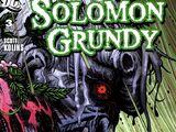 Solomon Grundy Vol 1 3
