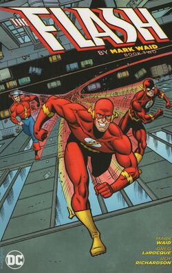 Cover for the The Flash by Mark Waid: Book Two Trade Paperback