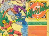 Who's Who: The Definitive Directory of the DC Universe Vol 1 15