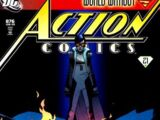 Action Comics Vol 1 876