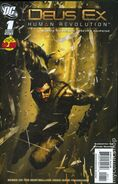 Deus Ex Vol 1 1