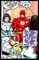 Flash Barry Allen Story 001