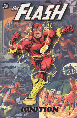 Cover for the The Flash: Ignition Trade Paperback