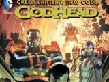 Green Lantern/New Gods: Godhead (Collected)