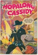 Hopalong Cassidy Vol 1 124