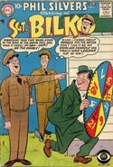 Sergeant Bilko Vol 1 4