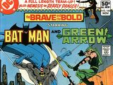 The Brave and the Bold Vol 1 168