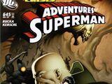 Adventures of Superman Vol 1 645