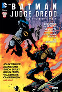 Batman Judge Dredd Collection TPB