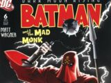 Batman and the Mad Monk Vol 1 6