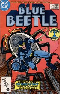 Blue Beetle Vol 6 1