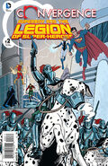 Convergence Superboy and the Legion of Super-Heroes Vol 1 2