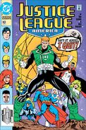 Justice League America Vol 1 63
