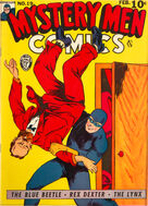 Mystery Men Comics Vol 1 19