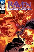 Raven Daughter of Darkness Vol 1 2