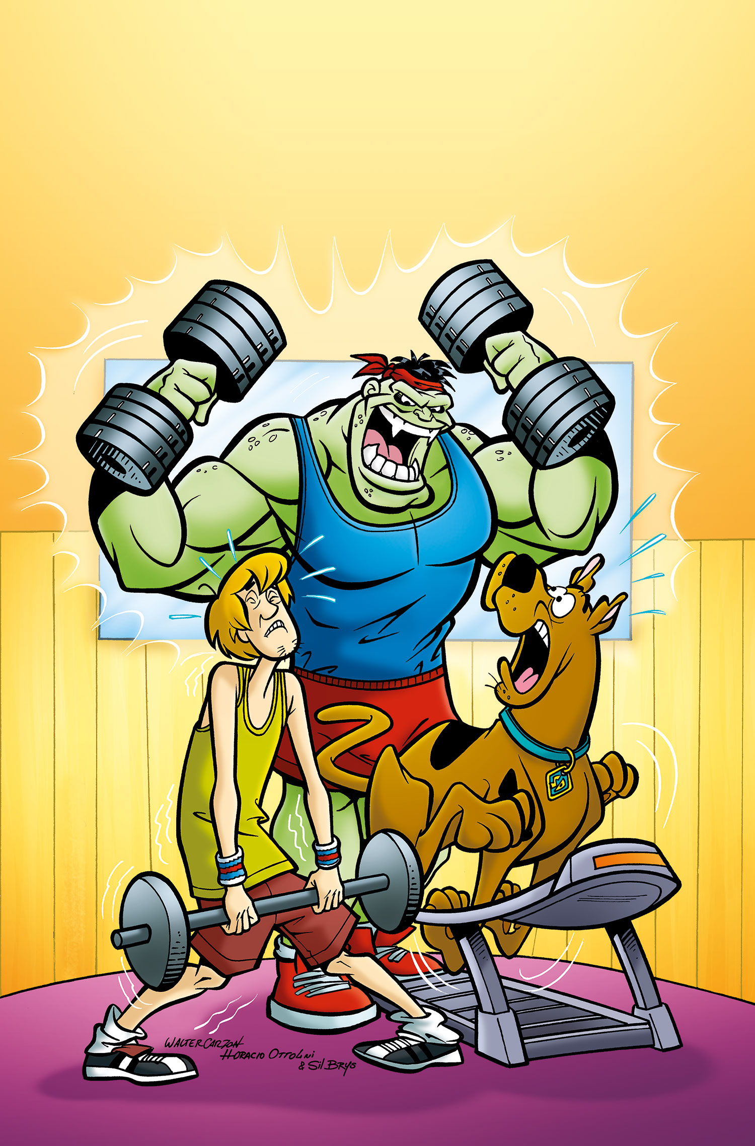 Image - Scooby-Doo Where Are You Vol 1 65 Textless.jpg   DC Database ...
