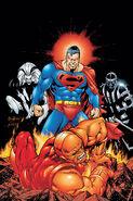 Superman Man of Steel Vol 1 131 Textless